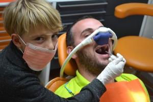 Dolore dal dentista - Protossido d'azoto 2