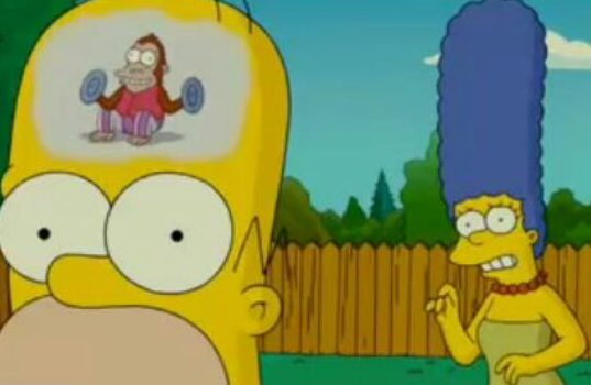 Prima visita dal dentista - Homer Simpson