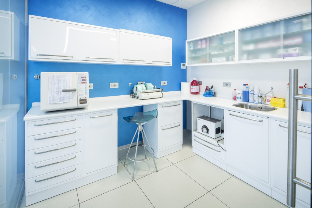 Dentista di qualità - Sterilizzazione